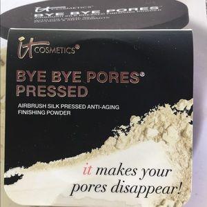 it cosmetics Makeup - Bye Bye Pores Pressed Finishing Powder